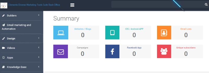 Trial registration EDMTS Login dashboard