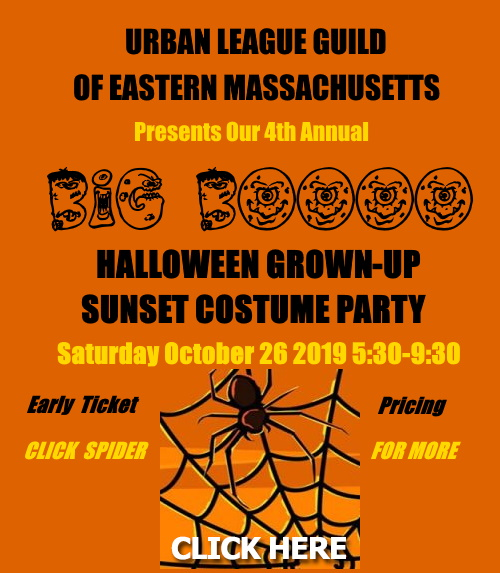 Urban League Guild Big Boo Halloween 2019